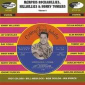 Memphis Rockabillies, Hillbillies & Honky Tonkers, Volume 6 de Various Artists