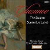Glazunov: The Seasons - Scenes De Ballet de Slovak Radio Symphony Orchestra and Ondrej Lenárd