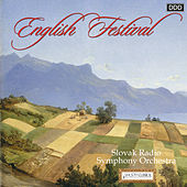 English Festival by Slovak Radio Symphony Orchestra and Adrian Leaper