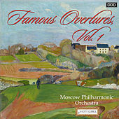 Famous Overtures, Vol. 1 by Moscow Philharmonic Orchestra and Antonio de Almeida