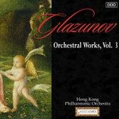 Glazunov: Orchestral Works, Vol. 3 de Hong Kong Philharmonic Orchestra and Antonio de Almeida