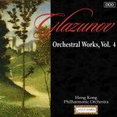 Glazunov: Orchestral Works, Vol.  4 de Iasi Moldova Philharmonic Orchestra and Horia Andreescu