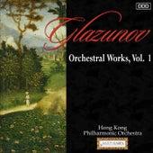Glazunov: Orchestral Works, Vol. 1 de Hong Kong Philharmonic Orchestra and Kenneth Schermerhorn