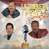 La Tripleta Popular, Vol. 25 de Various Artists