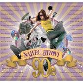 Najveći Hitovi 90-E by Various Artists