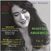 Martha Argerich Live, Vol. 5 by Martha Argerich