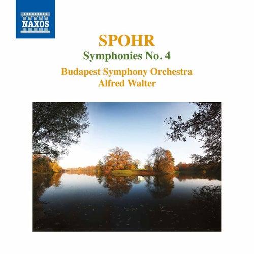 Spohr: Symphony No. 4 & Overtures by Budapest Symphony Orchestra