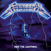 Ride The Lightning de Metallica