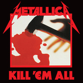 Kill 'Em All de Metallica