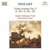 Violin Sonatas Nos. 1, 2, 3, and 8 di Wolfgang Amadeus Mozart