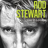Live in London de Rod Stewart