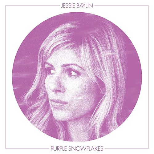 Purple Snowflakes by Jessie Baylin