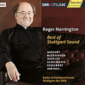 Orchestral Music: South West German Radio Symphony Orchestra (Norrington) (Best of Stutthgart Sound) by Roger Norrington