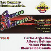 Los Grandes Cantantes de la Sonora Matancera Vol. 2 by Various Artists
