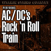 Vitamin String Quartet Performs AC/DC's Rock and Roll Train de Vitamin String Quartet