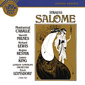 Strauss: Salome - Gesamtaufnahme von Erich Leinsdorf