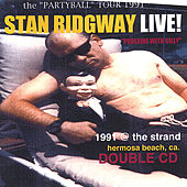 Stan Ridgway: Live!1991 Poolside With Gilly @ the Strand, Hermosa Beach, Calif. - Double Cd von Stan Ridgway