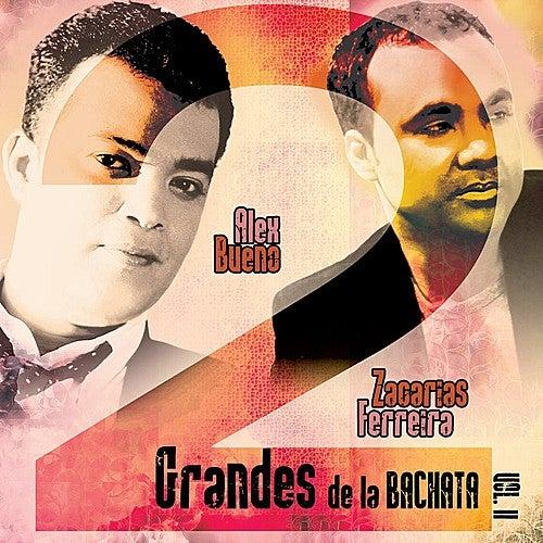 2 Grandes de la Bachata Vol. 2 by Various Artists