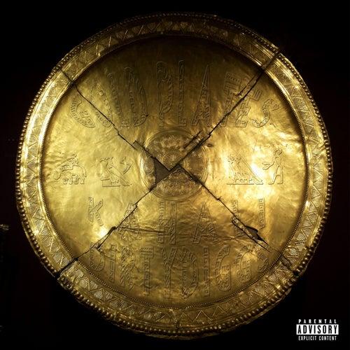 Gold Plates by Kahali