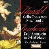 Haydn: Cello Concertos Nos. 1 and 2 - Boccherini: Cello Concerto in B-Flat Major by Various Artists