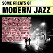Some Greats of Modern Jazz van Various Artists