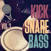 Kick Snare Bass, Vol. 3 - Selection of Techno by Various Artists