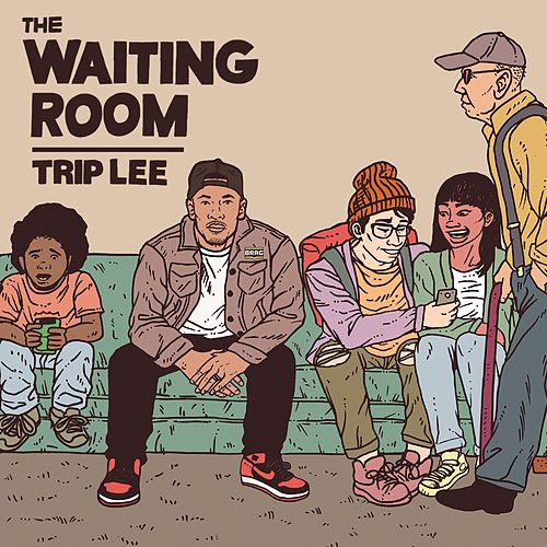 The Waiting Room by Trip Lee