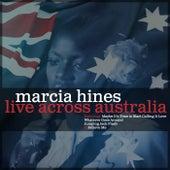 Live Across Australia von Marcia Hines