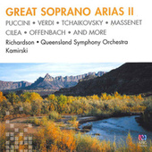 Great Soprano Arias II by Various Artists