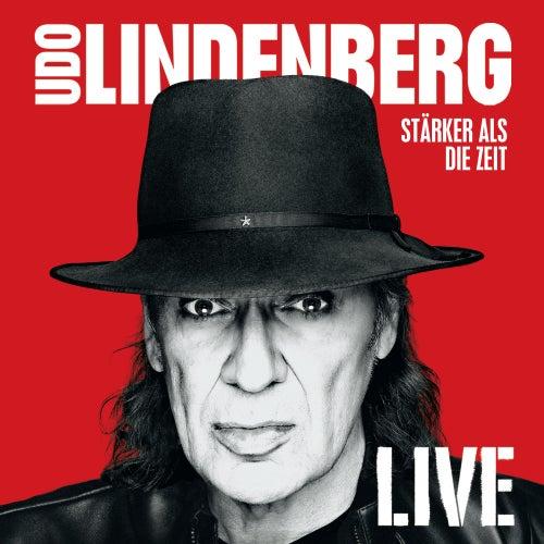 Stärker als die Zeit LIVE (Deluxe Version) von Udo Lindenberg