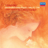 Stravinsky: Divertimento; Suites 1 & 2; Octet; Fanfare for a New Theatre; 3 Pieces for Solo Clarinet di Riccardo Chailly