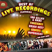 Best of Live Recordings de Various Artists