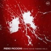 Piero Piccioni Crime Movie Themes Vol. 2 by Piero Piccioni