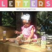 Letters by Nicholas Payton