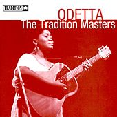 Tradition Masters Series by Odetta