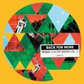 Back for More: Minimal Electro Breaks, Vol. 2 de Mark J Turner