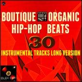 Boutique Organic Hip Hop Beats (30 Instrumental Tracks Long Version) di Various Artists