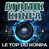 Atomik Konpa (Le top du Konpa) by Various Artists