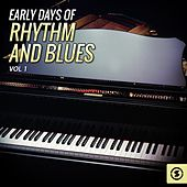 Early Days of Rhythm and Blues, Vol. 1 de Various Artists