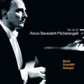 Arturo Benedetti Michelangeli Vol.12: Bach,Scarlatti,Galuppi by A.B. Michelangeli