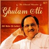 Dil Mein Ek Leher-Ghulam Ali the Ghazal Maestro de Ghulam Ali