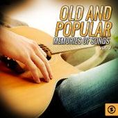 Old and Popular Memories of Songs, Vol. 2 de Various Artists