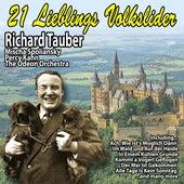 21 Lieblings Volkslider by Richard Tauber