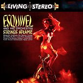 Strings Aflame! by Esquivel