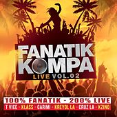 Fanatik Kompa, Vol. 2 (100% Fanatif 200% Live) by Various Artists