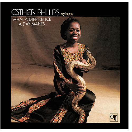 What A Diff'rence A Day Makes by Esther Phillips