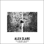 Tell Me What You Need (Tropics Remix) von Alex Clare