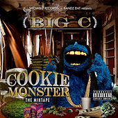 Cookie Monster by Big C