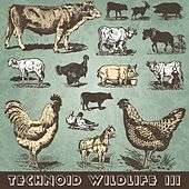 Technoid Wildlife III von Various Artists