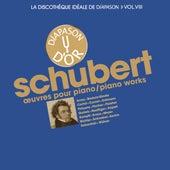 Schubert: Oeuvres pour piano - La discothèque idéale de Diapason, Vol. 8 by Various Artists